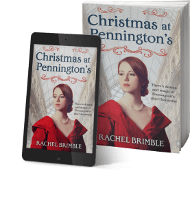 Christmas at Pennington's by Rachel Brimble