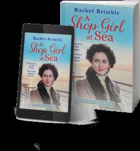 A Shop Girl at Sea: Pennington's Book Four