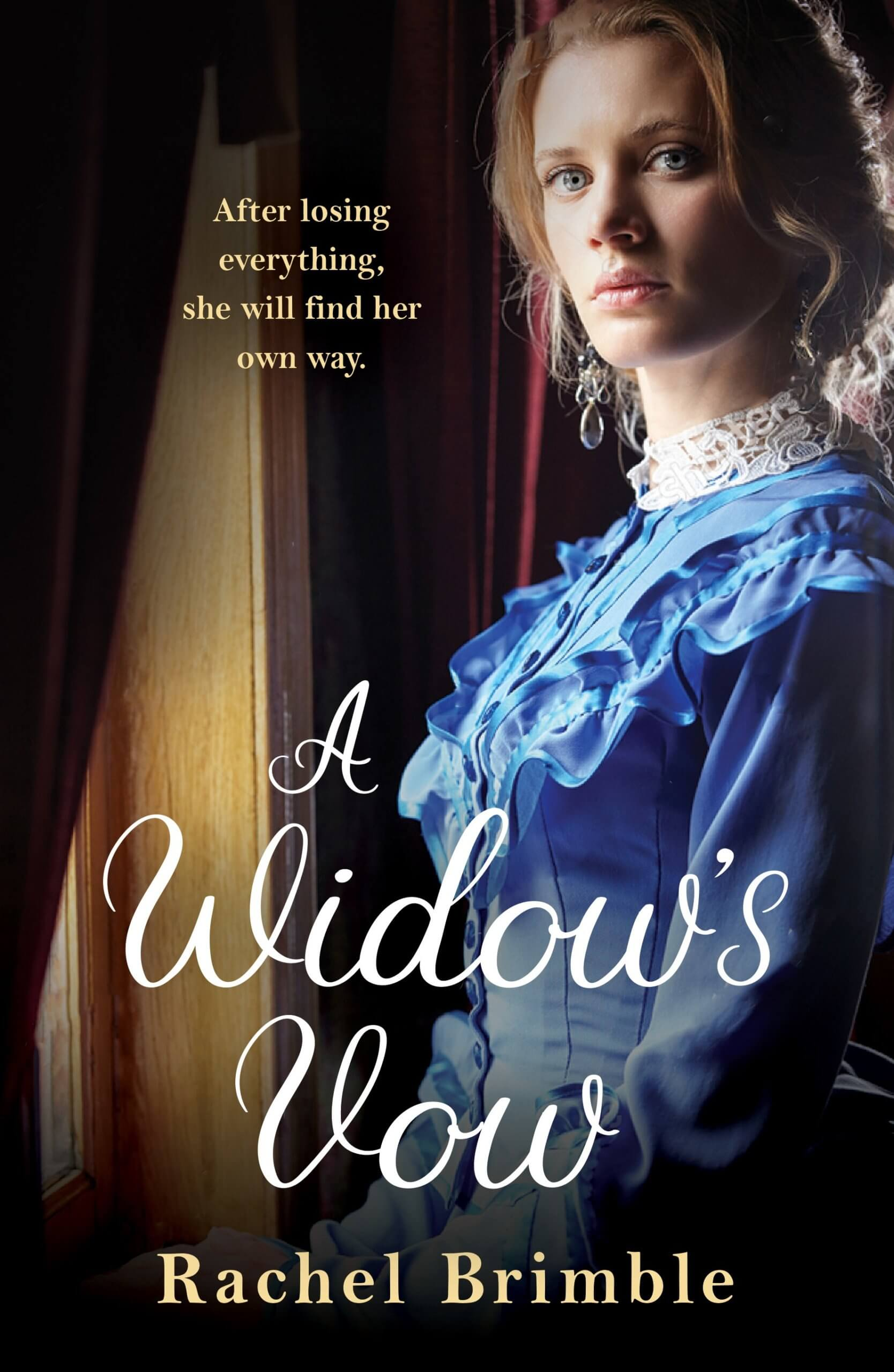 A Widow's Vow: Coming in September!